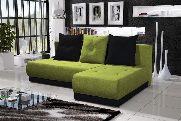 Wohnzimmer Schwarz Weis Grun | Haus Design Ideen