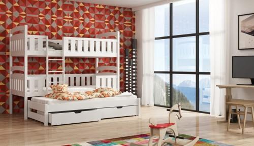 Etagenbett Kinder 3 : Etagenbett hochbett buche cm kita spielewelt online