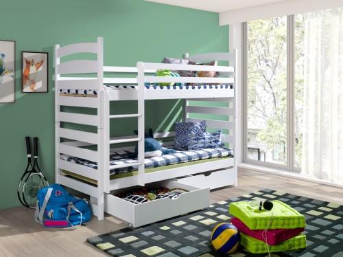 etagenbett sebastian deine moebel 24 einfach einrichten. Black Bedroom Furniture Sets. Home Design Ideas