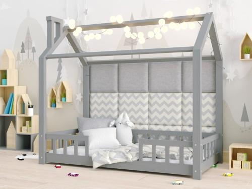 Kinderbett Hausbett Einzelbett Rosi