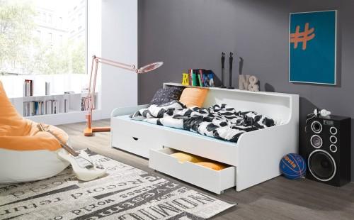 Etagenbett Schutzgitter : Bett anka etagenbetten kiefer für personen l amazon küche