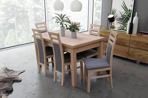 Esstisch Mit Stühlen Finn Deine Moebel 24 Einfach Einrichten