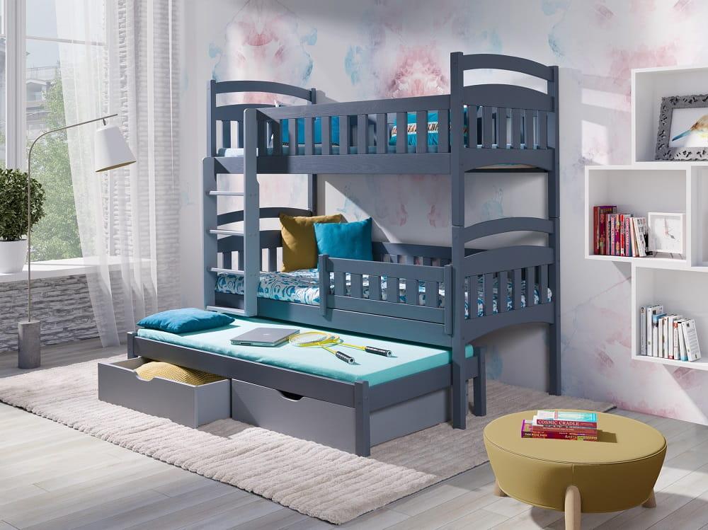 etagenbett davi iii deine moebel 24 einfach einrichten. Black Bedroom Furniture Sets. Home Design Ideas