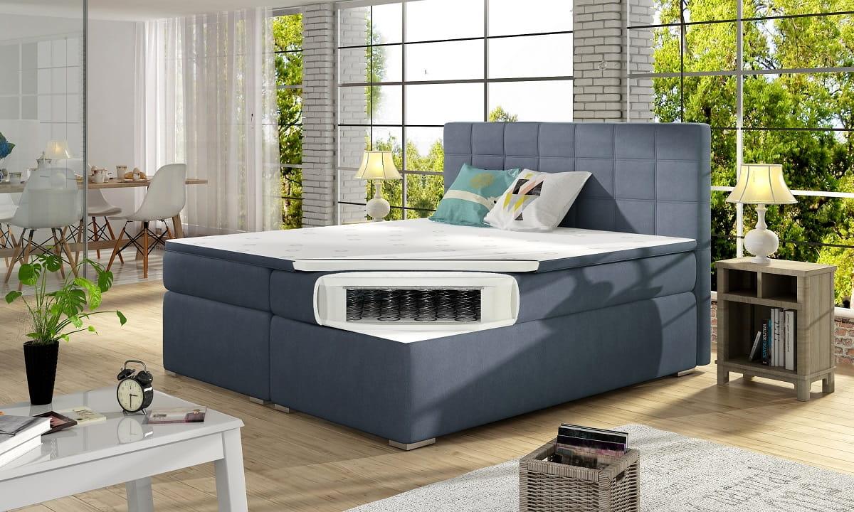 boxspringbett alex deine moebel 24 einfach einrichten. Black Bedroom Furniture Sets. Home Design Ideas