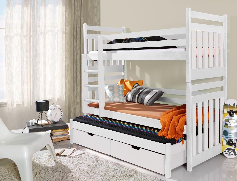 etagenbett samuel deine moebel 24 einfach einrichten. Black Bedroom Furniture Sets. Home Design Ideas