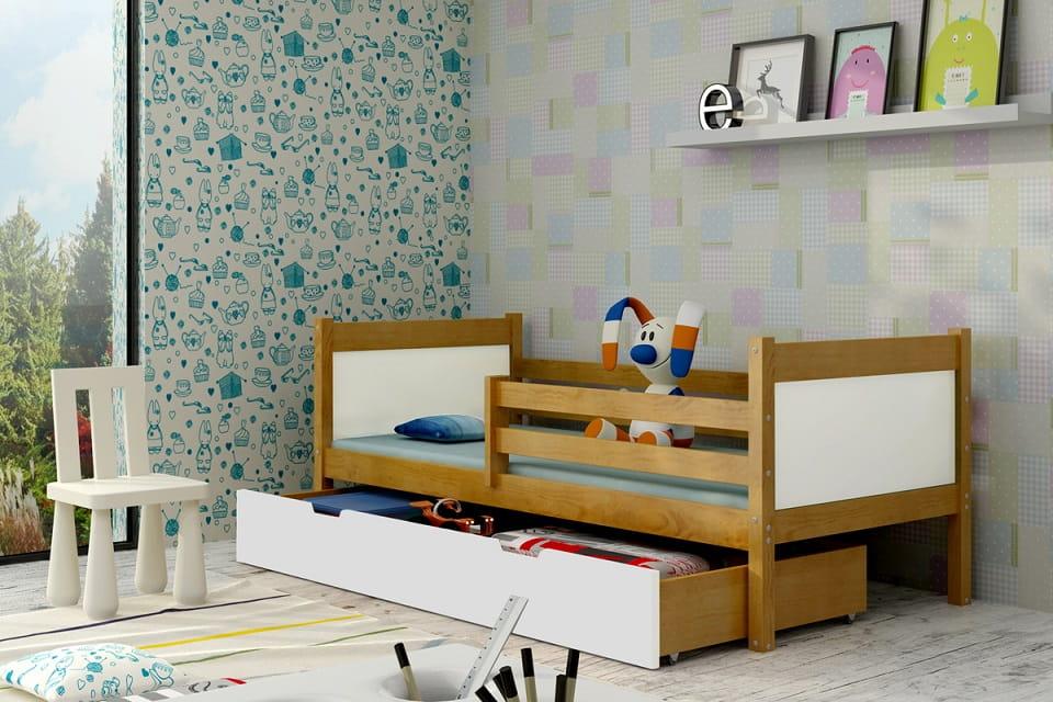 Etagenbett Luca 2 Bewertung : Kinderbett jugendbett hochbett luca 1 stockbett mit matratzen 80x185