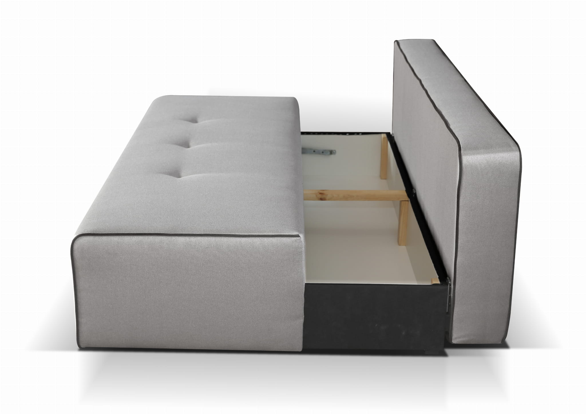 sofa schlafsofa rick mit schlaffunktion bettkasten. Black Bedroom Furniture Sets. Home Design Ideas