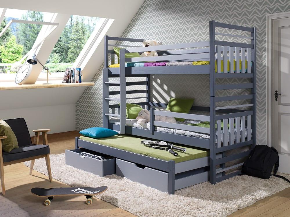 etagenbett henry deine moebel 24 einfach einrichten. Black Bedroom Furniture Sets. Home Design Ideas