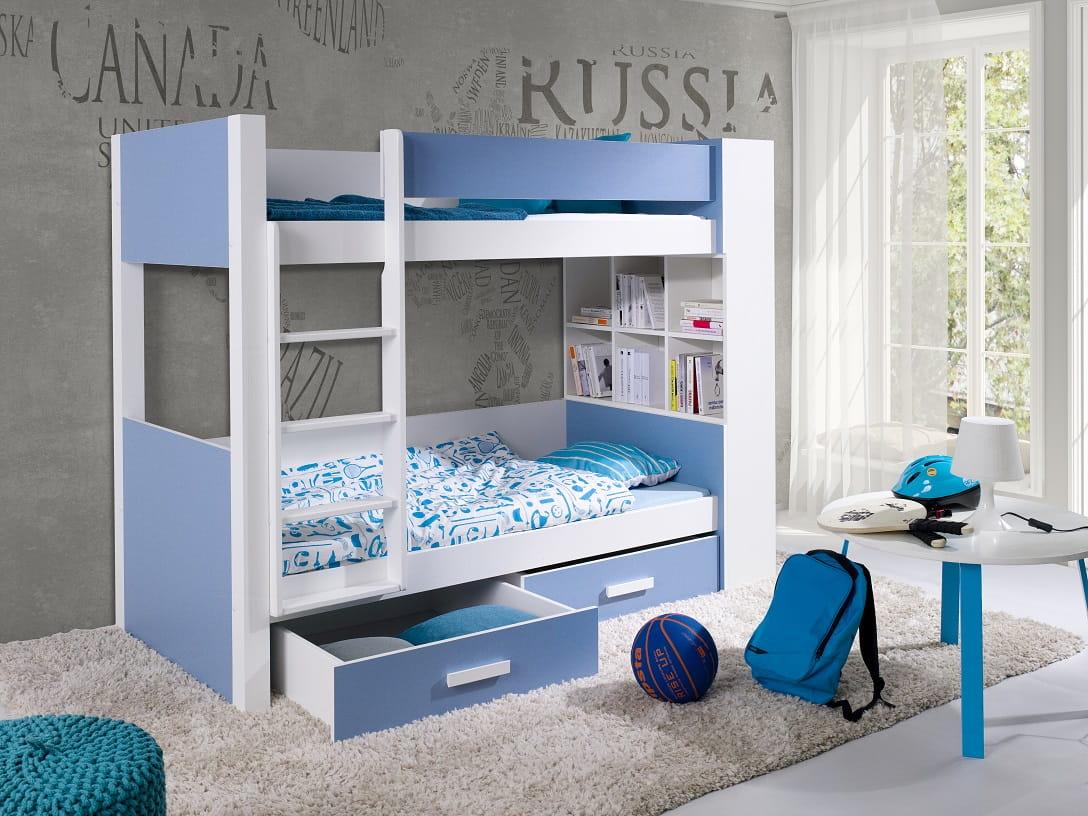 etagenbett georg deine moebel 24 einfach einrichten. Black Bedroom Furniture Sets. Home Design Ideas