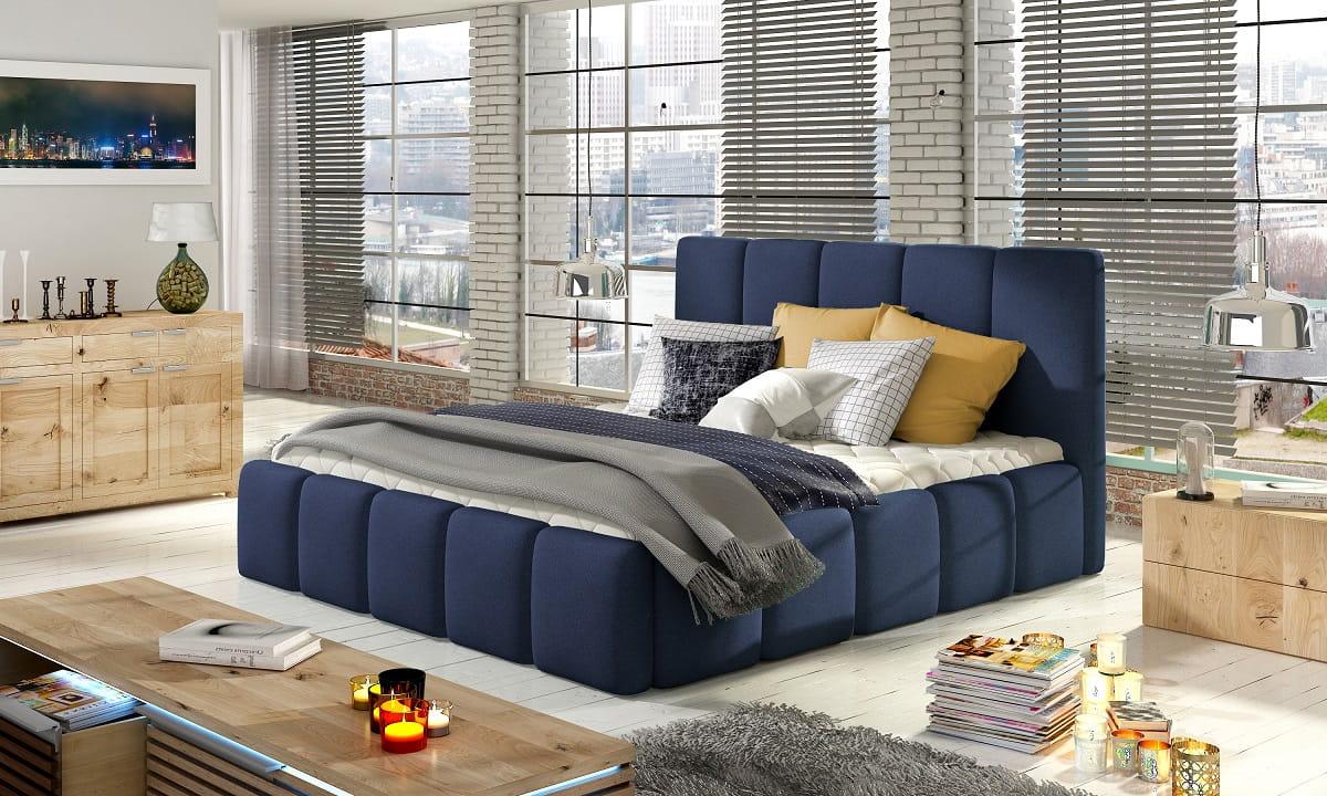 polsterbett erika ohne matratze deine moebel 24 einfach einrichten. Black Bedroom Furniture Sets. Home Design Ideas