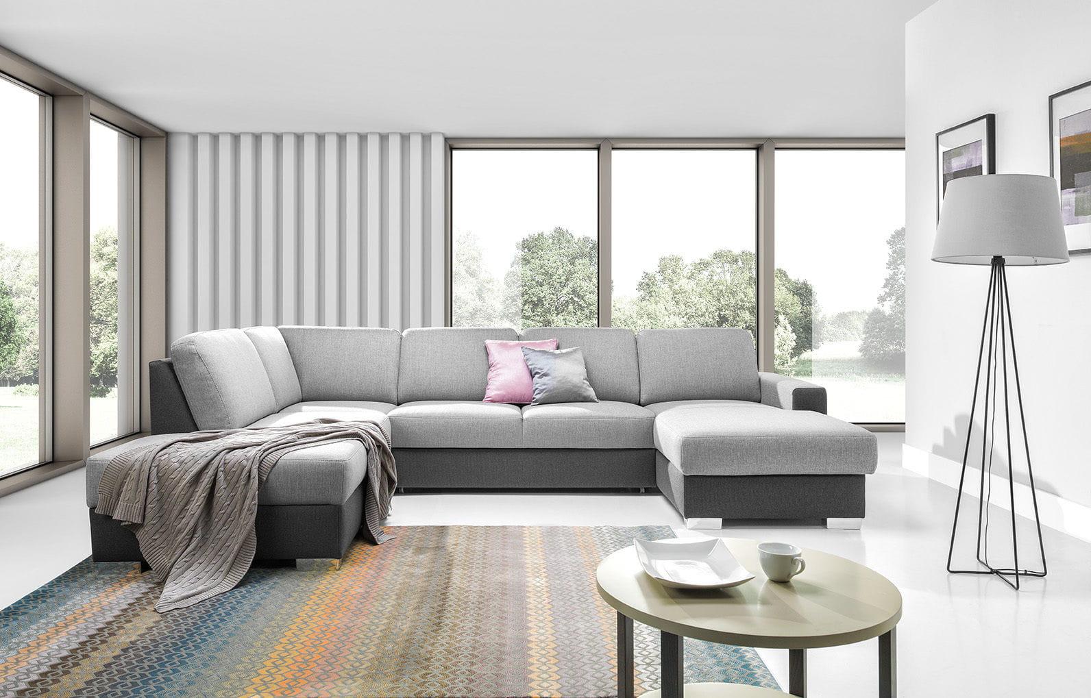 eckgarnitur top deine moebel 24 einfach einrichten. Black Bedroom Furniture Sets. Home Design Ideas