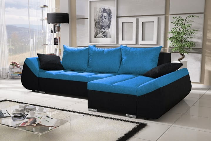 wohnlandschaft blau bestseller shop f r m bel und einrichtungen. Black Bedroom Furniture Sets. Home Design Ideas