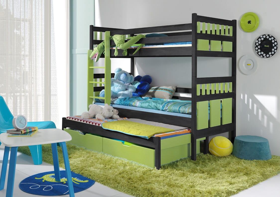 etagenbett maxi deine moebel 24 einfach einrichten. Black Bedroom Furniture Sets. Home Design Ideas