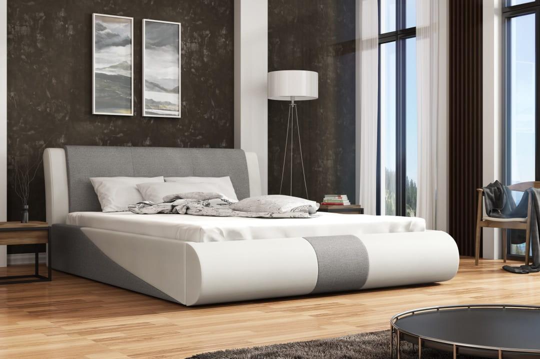 polsterbett mona deine moebel 24 einfach einrichten. Black Bedroom Furniture Sets. Home Design Ideas