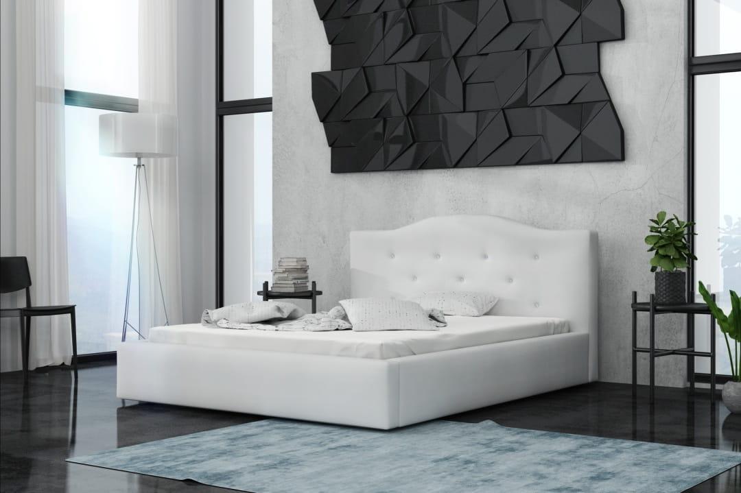 polsterbett mika deine moebel 24 einfach einrichten. Black Bedroom Furniture Sets. Home Design Ideas