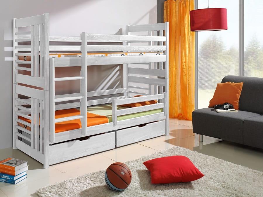etagenbett romi ii deine moebel 24 einfach einrichten. Black Bedroom Furniture Sets. Home Design Ideas