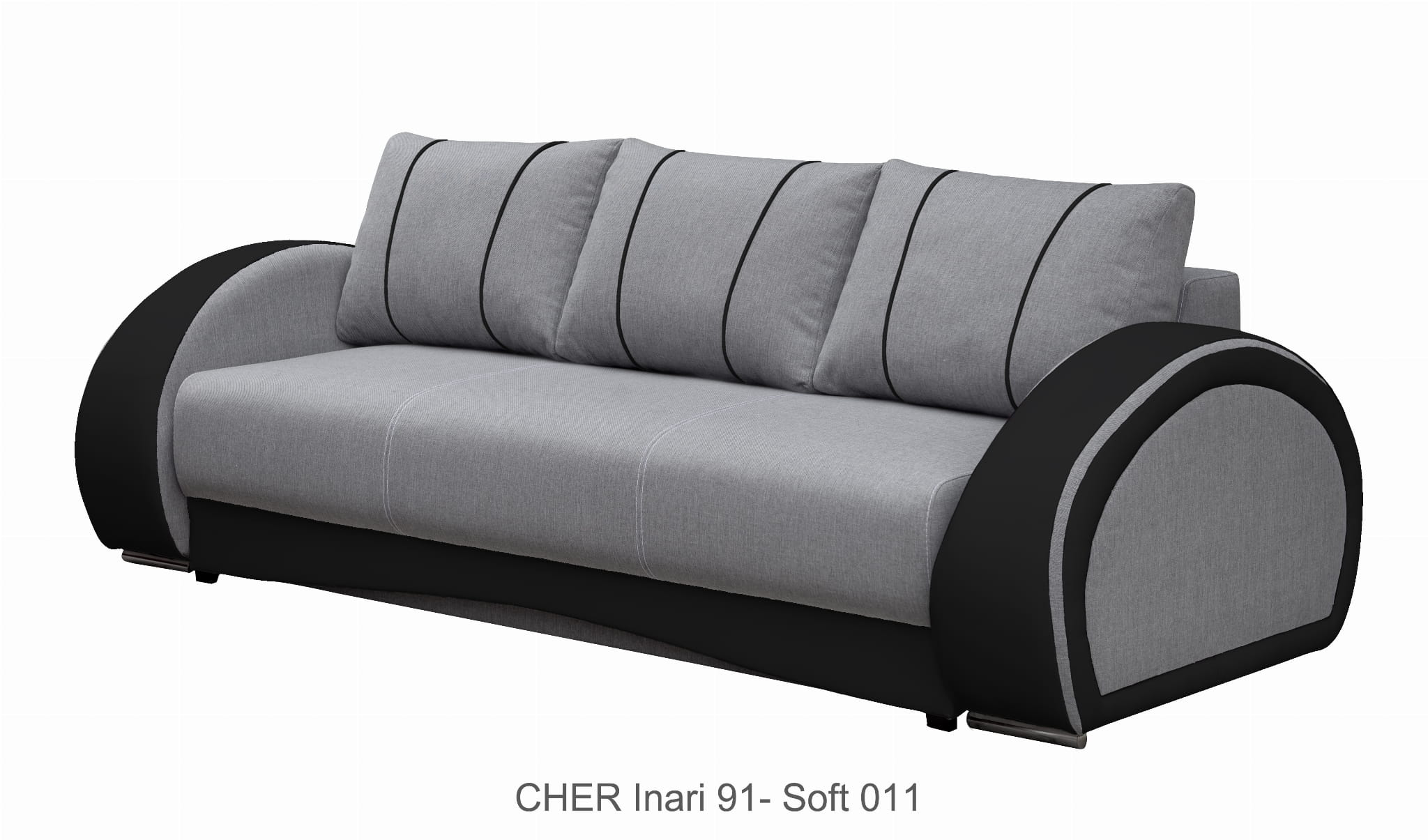 sofa schlafsofa harriet mit schlaffunktion bettkasten schlafcouch bettsofa top ebay. Black Bedroom Furniture Sets. Home Design Ideas