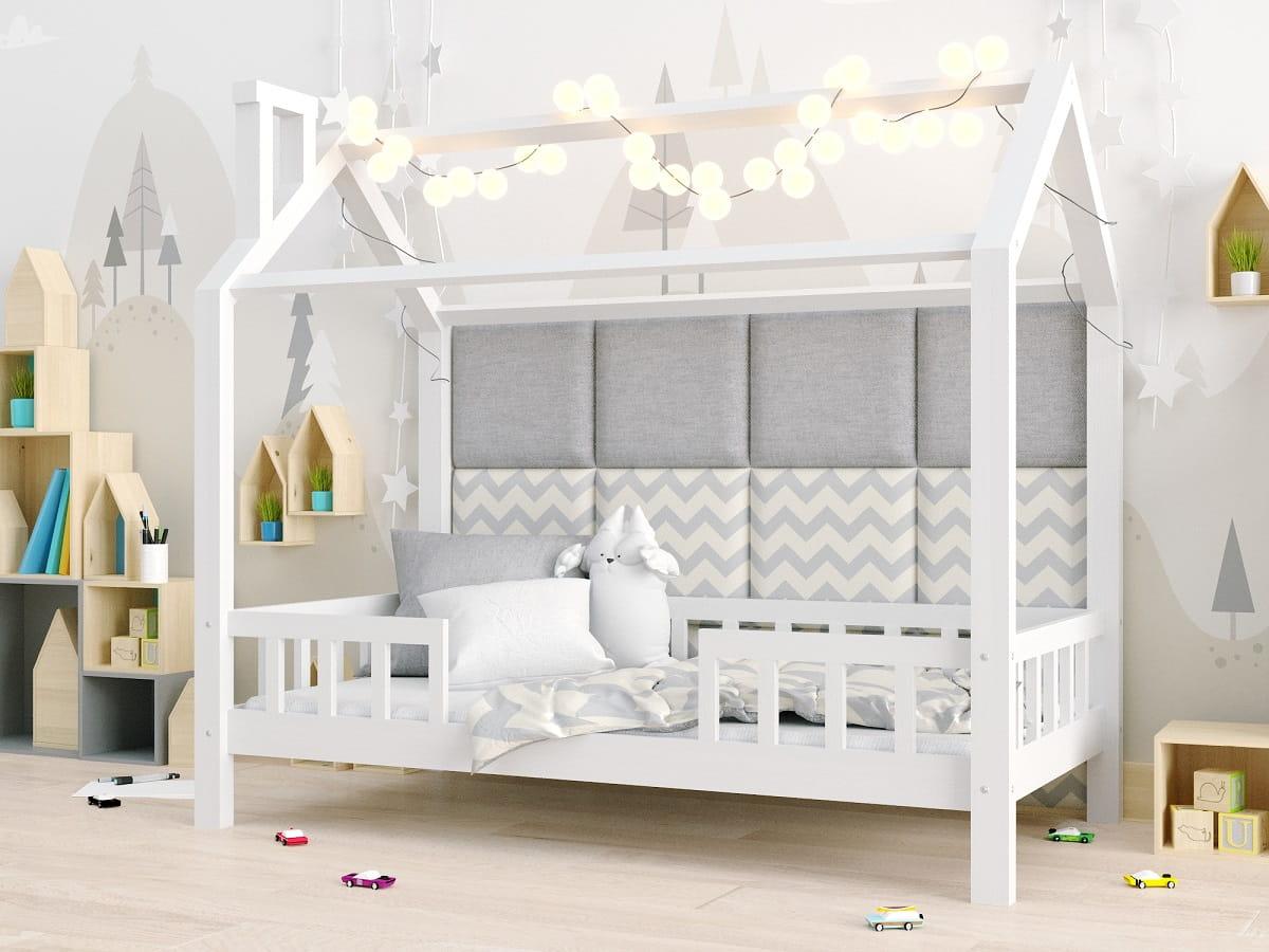 Bett Haus Kinder