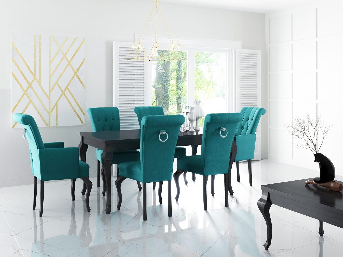 Esstisch Tisch Laura Mit Stuhlen Deine Moebel 24 Einfach Einrichten